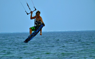 siargao kite surfing