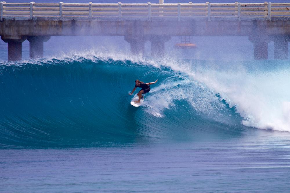 surfing cloud 9