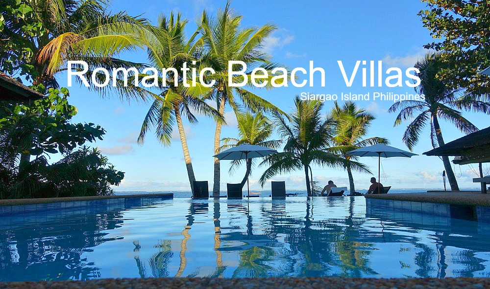 Romantic Beach Siargao Island Philippines